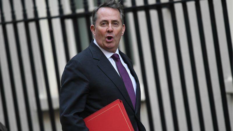 Le parlement britannique veut de nouveaux accords commerciaux en urgence