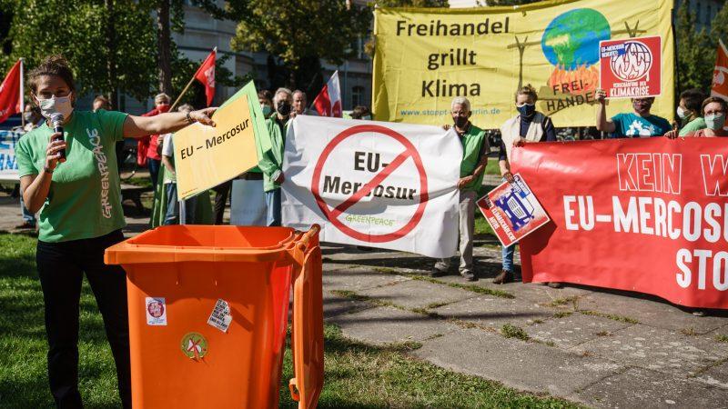 Dévoilé, le projet de traité UE-Mercosur est accusé de rater le coche sur le climat